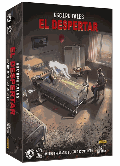 Escape Tales El Despertar de TCG Factory