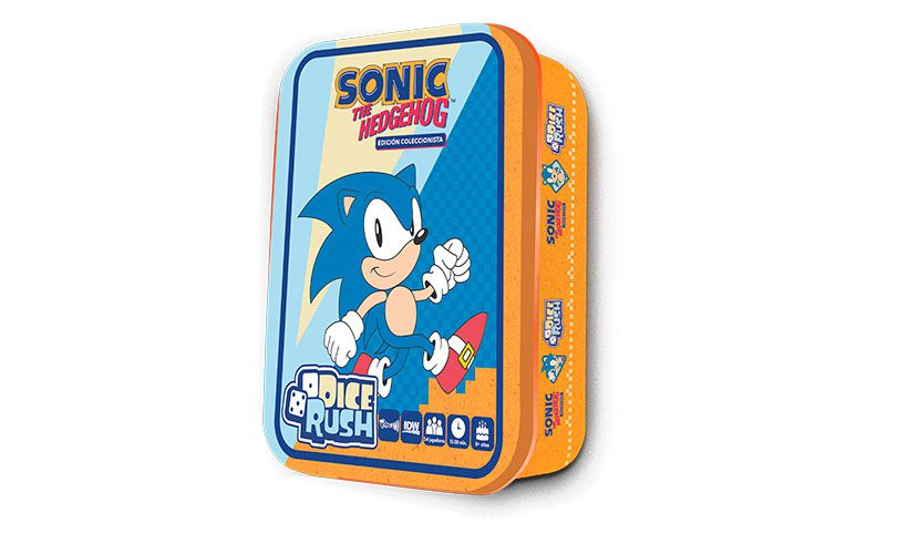 Sonic The Hedgehoc Dice Rush