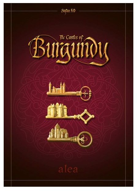 The Castles of Burgundy (Edición 20 Aniversario) de Ravensburger