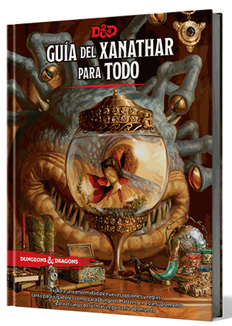 Dungeons & Dragons – Guía del Xanathar para Todo de Edge Entertainment
