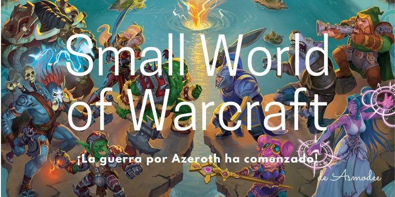 Banner Small World of Warcraft