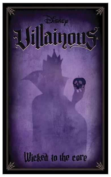 Disney Villainous - Wicked to the Core de Ravensburger