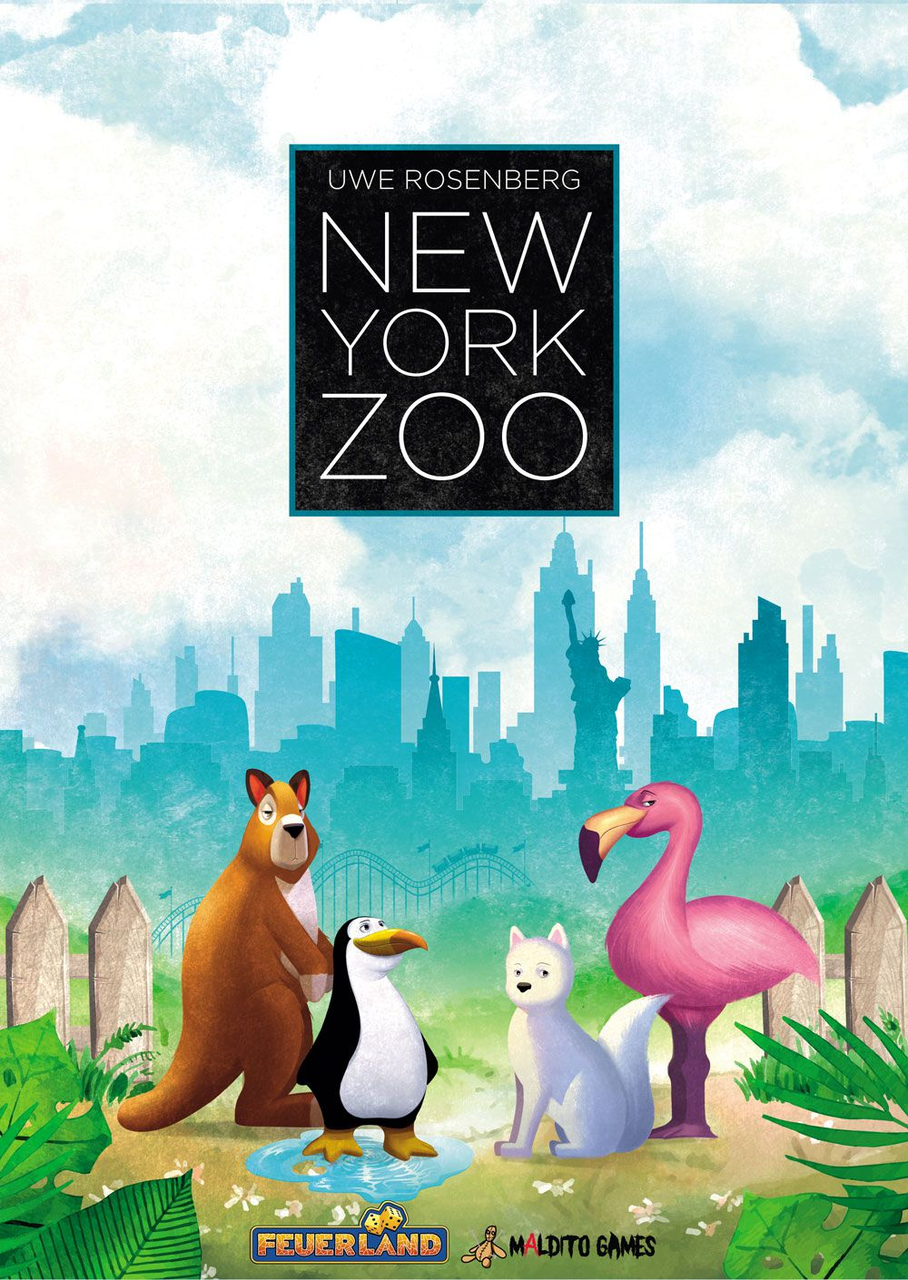 New York Zoo de Maldito Games