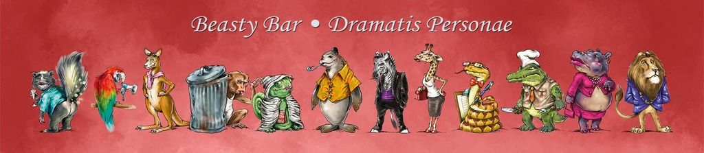 Bar Bestial animales