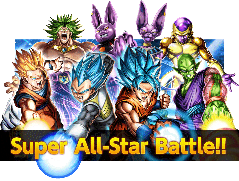 Dragon Ball Super Galactic Battle