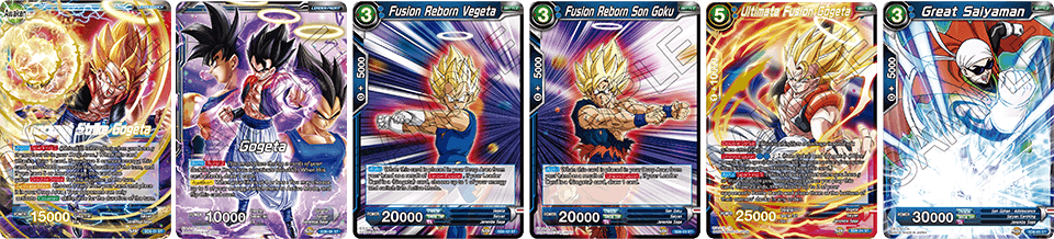 Dragon Ball Super Resurrected Fusion Starter Deck