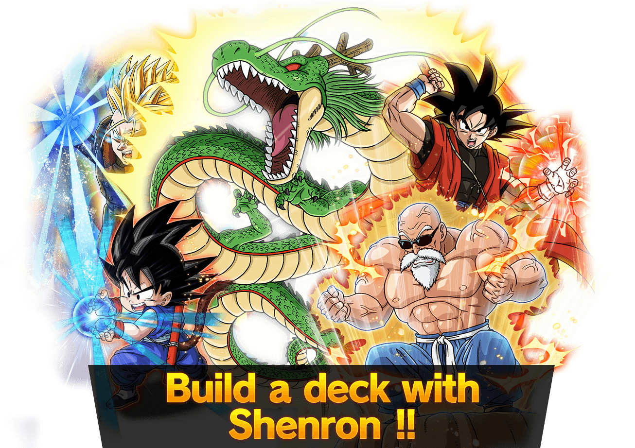 Dragon Ball Super Shenron's Advent Starter Deck
