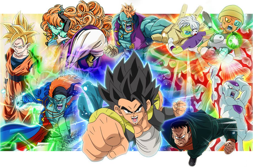 Dragon Ball Super Destroyer Kings