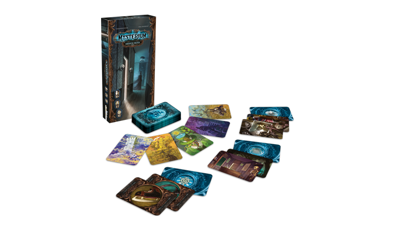 Mysterium: Hidden Signs abierto