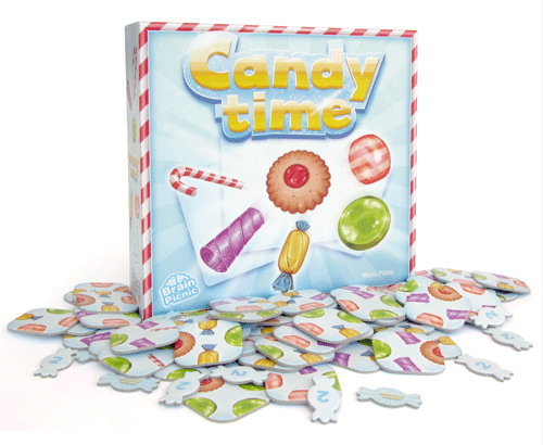 Candy Time fichas
