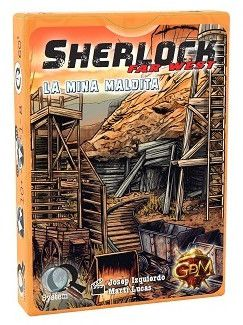 Sherlock Far West: La mina maldita