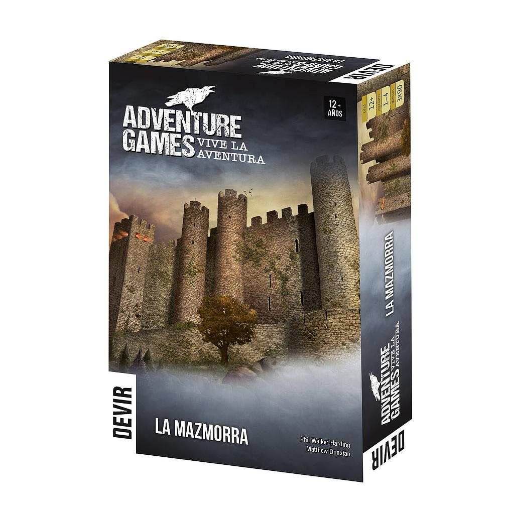 Adventure Games - La Mazmorra