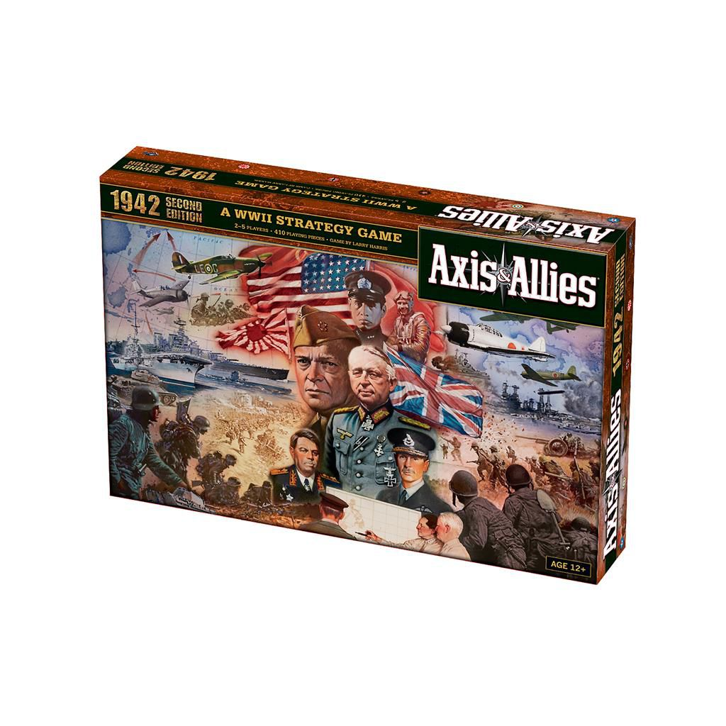 Axis & Allies 1942 2nd Edition (Inglés)