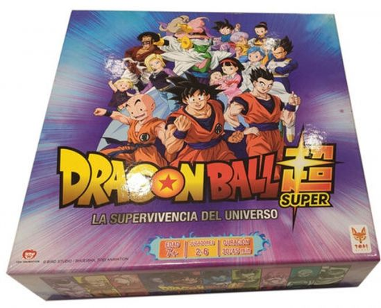 Dragon Ball Super La Supervivencia Del Universo