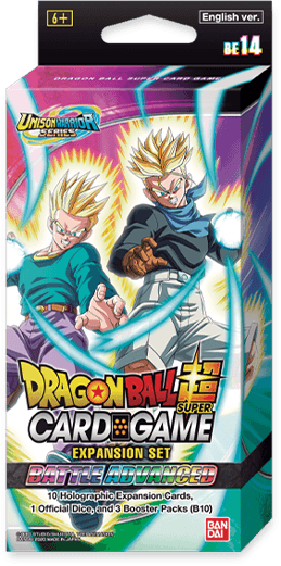 Dragon Ball Super: Expansion Set 14 -Battle Enhanced