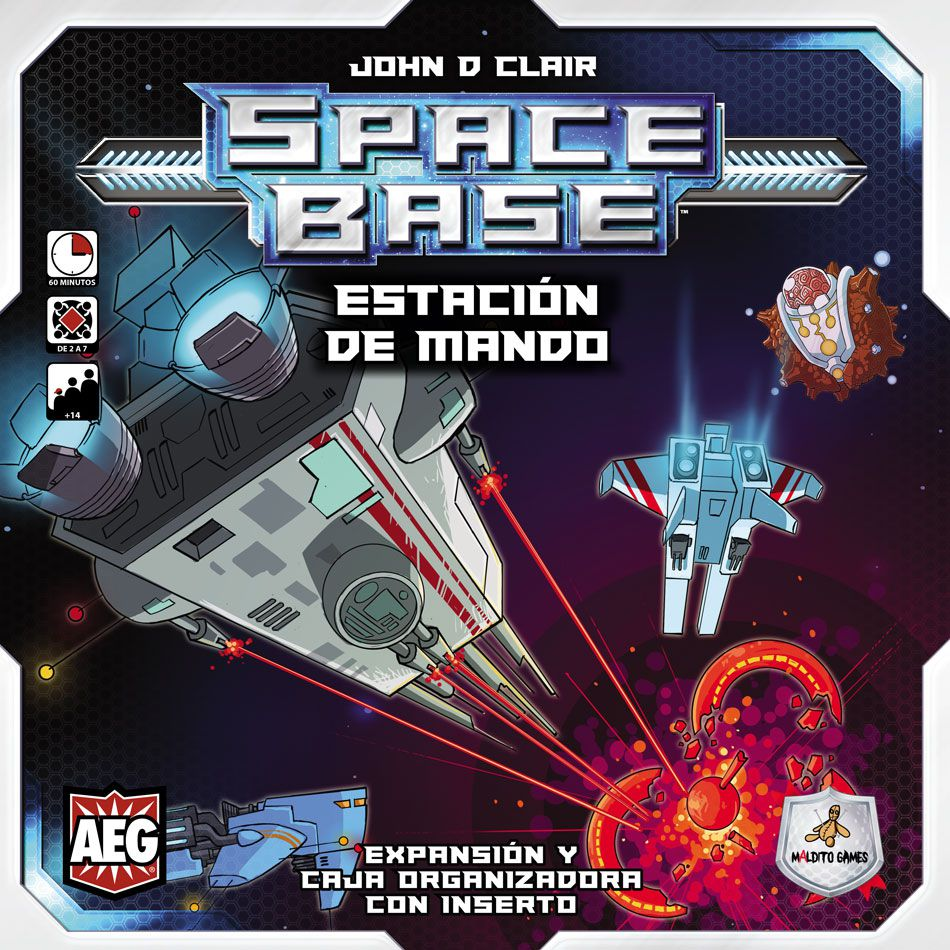 Space Base: Estación De Mando