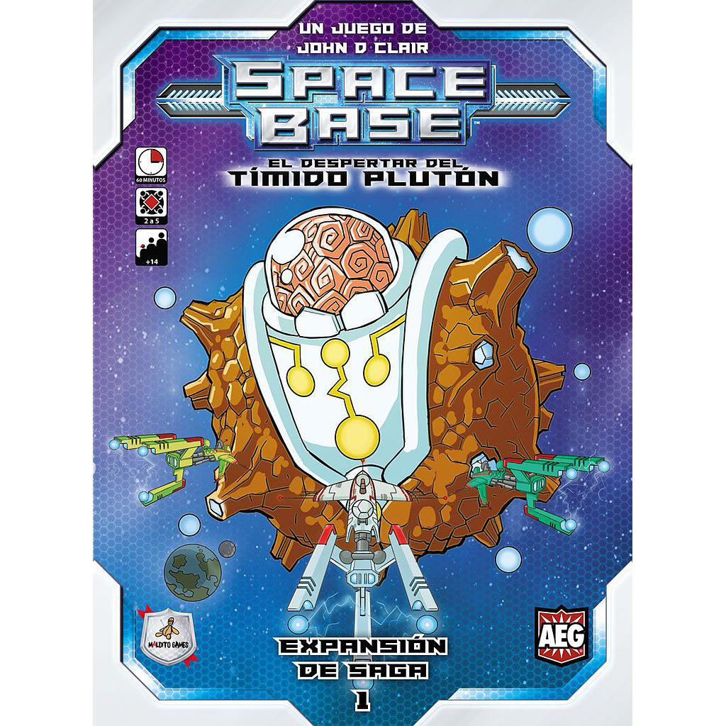 Space Base: Tímido Plutón