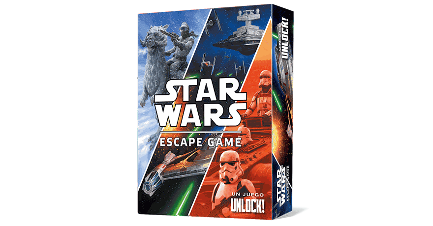 Unlock: Star Wars Escape Game