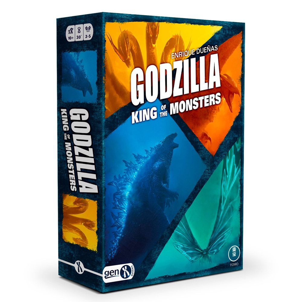 Godzilla The King of Monsters