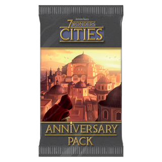 7 Wonders Pack Aniversario: Cities