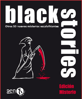 Black Stories Edición Misterio