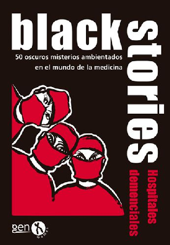 Black Stories Hospitales Demenciales