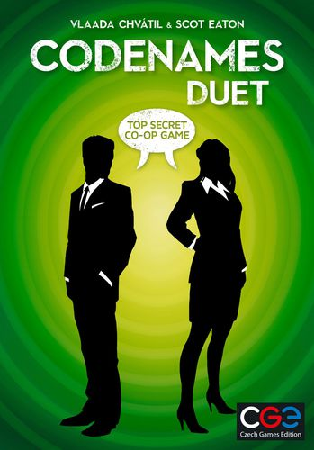 Codi Secret Duet (Ed. Inglés)