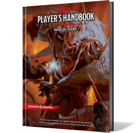 Dungeons & Dragons - Manual del jugador