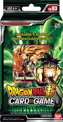 Dragon Ball Super: Dark Invasion Starter Deck