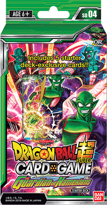 Dragon Ball Super: The Guardian of Namekians Starter Deck