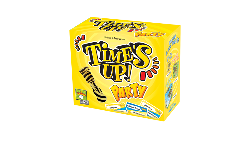 Time's Up! Party 1 (Amarillo)
