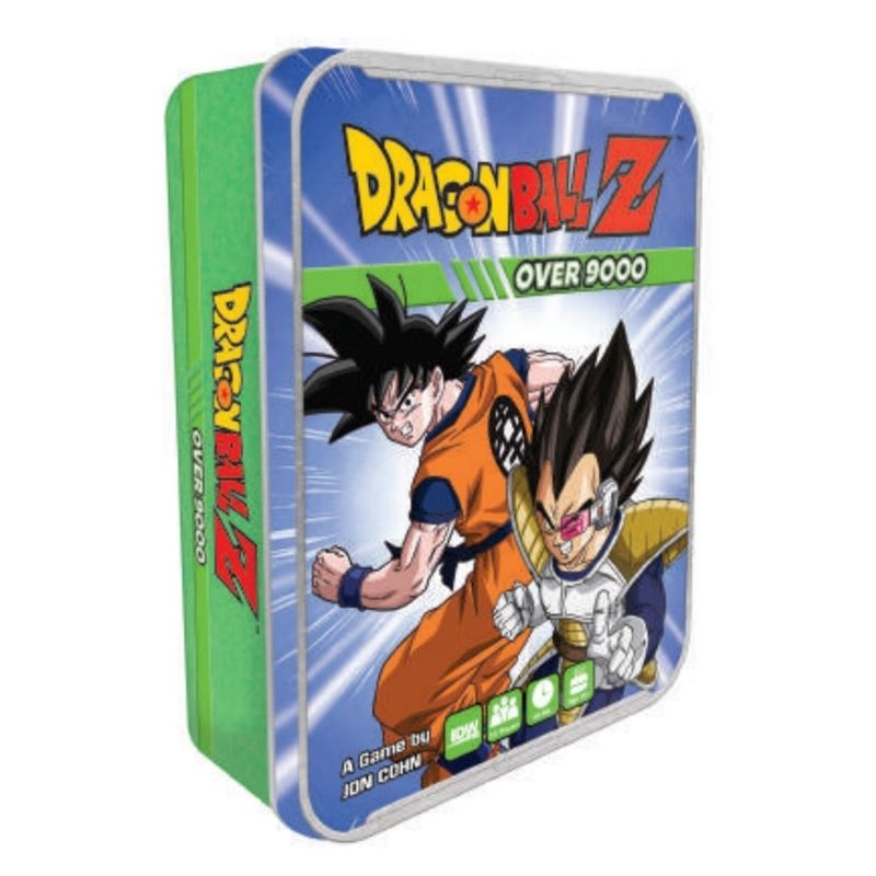Dragon Ball Z: Over 9000 EX Ed. Inglés