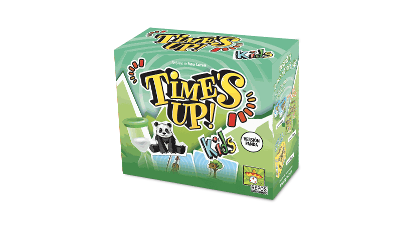 Time's Up! Kids 2