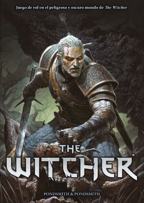 The Witcher – Libro Básico