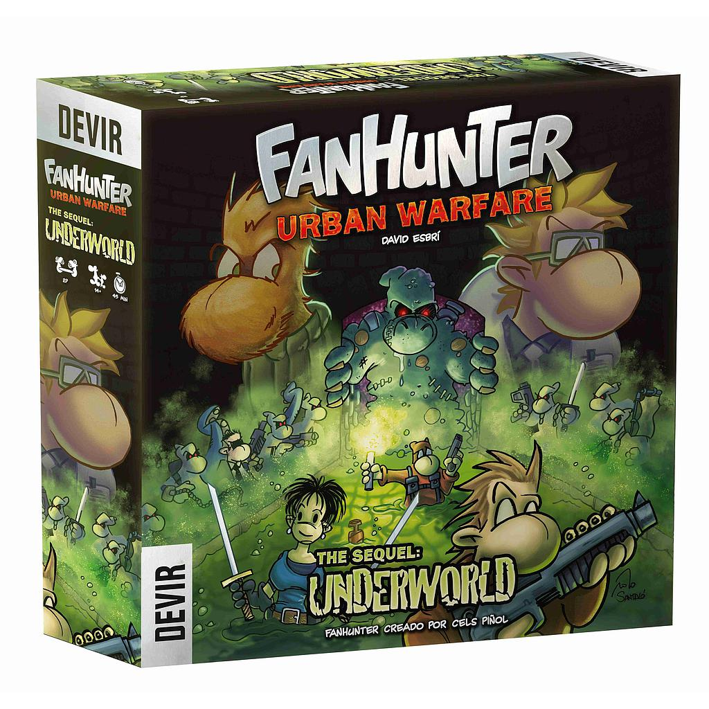 Fanhunter Urban Warfare The Sequel: Underworld